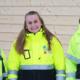 Aleksander Bjerke fra Ag, Henriette Bakkerud og Brynjar Henriksen fra KKE