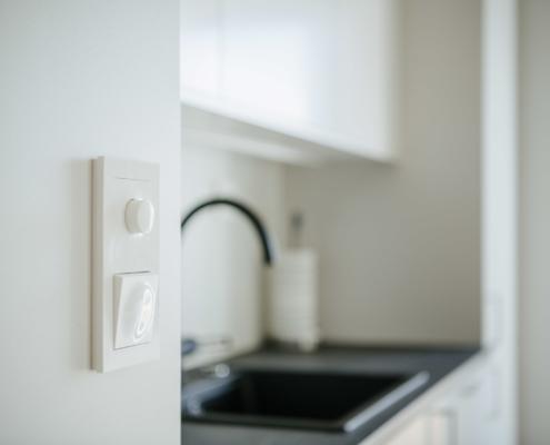 Kjøkken fra Sigdal og det elektriske er fra Krødern Elektro