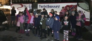 AG sponset busstur for VittingOss